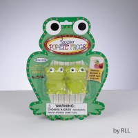 "Passover ""Pop-Eye"" Frogs"
