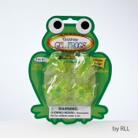 Passover Gel Frogs