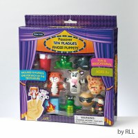 Passover Finger Puppets 10 Plagues