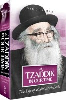 A Tzaddik in Our Time [Hardcover]