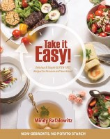 Take it Easy! Cookbook [Paperback]