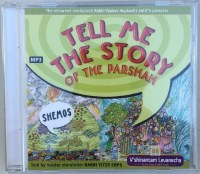 Tell Me the Story of the Parsha Shemos MP3 Audio CD