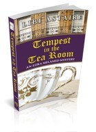 Tempest in the Tea Room [Paperback]