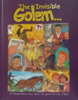 The Invisible Golem - Comic Story [Hardcover]