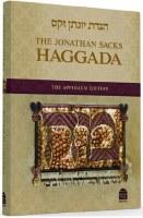 The Jonathan Sacks Haggada [Hardcover]