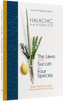 Halachic Handbook: The Laws of the Succah and Four Species [Paperback]