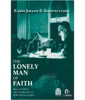 The Lonely Man of Faith [Hardcover]