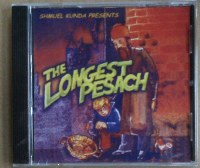 The Longest Pesach CD