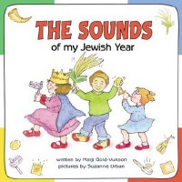 The Sounds of My Jewish Year [Boardbook]