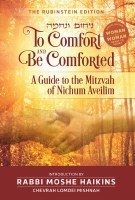To Comfort and Be Comforted [Hardcover]