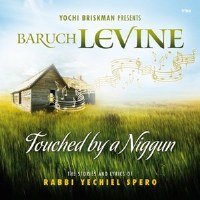 Touched By A Niggun CD