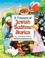 A Treasury Of Jewish Bedtime Stories [Hardcover]