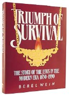 Triumph of Survival Compact Size [Hardcover]