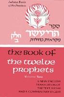 Twelve Prophets 2 (Trai Asar Beis) [Hardcover]