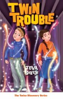 Twin Trouble [Hardcover]