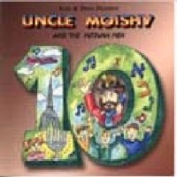 Uncle Moishy Volume 10 CD