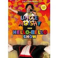 Uncle Moishy and Hello-Bello DVD