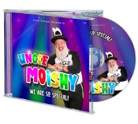 Uncle Moishy We Are So Special! CD
