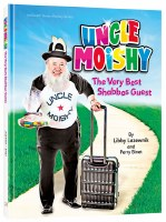 Uncle Moishy The Very Best Shabbos Guest! [Hardcover]