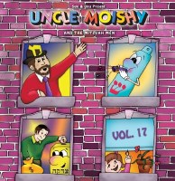Uncle Moishy Volume 17 CD