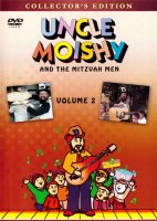 Uncle Moishy Volume 2 DVD