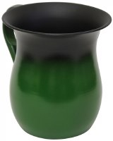 Stainless Steel Wash Cup Green