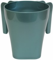 Plastic Wash Cup Green