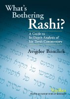 What's Bothering Rashi? Vayikra [Hardcover]