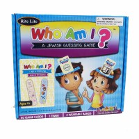 """Who Am I?"" A Jewish Guessing Game"