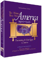 The World That Was: America 1900-1945 [Hardcover]