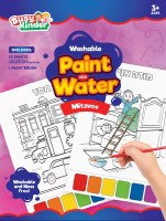 Washable Paint with Water Activity Mitzvos Theme