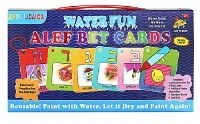 Water Fun Alef Bet Cards