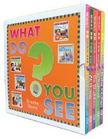 What Do You See? Gift 5 Volume Set [Board Books]