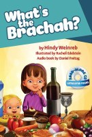 What's the Brachah? [Hardcover Book & Read-Along CD]