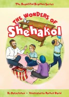 Wonders of Shehakol [Hardcover]