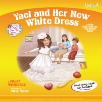 Yael and Her New White Dress with Music CD [Hardcover]