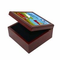 Yarmulka Keeper Box Transportation Design
