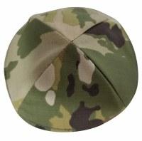 Multi Cameo Yarmulka Polyester Size 1
