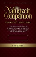 The Yahrtzeit Companion [Paperback]