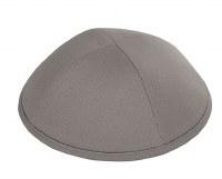 Yarmulka Cotton Medium Gray Size 2