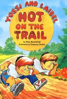 Yossi and Laibel Hot on the Trail [Hardcover]