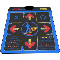 Step It Up Basic Dance Pad CD Not Included