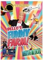 Bello's Funny Farm DVD
