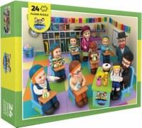 Mitzvah Kinder Floor Puzzle Cheder Scene 24 Pieces