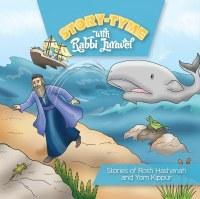 Story Tyme with Rabbi Juravel Stories of Rosh Hashanah and Yom Kippur CD
