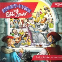 Story Tyme with R' Juravel - Purim Stories Double CD