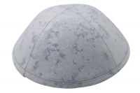 iKippah All That Glitters Light Grey Size 5