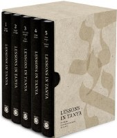 Lessons In Tanya Large 5 Volume Edition [Hardcover]