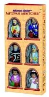 Mitzvah Mentchen 6 Piece Set