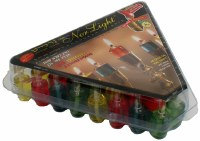 Ner Light Liquid Prefilled Colored Olive Oil Vials 44 Pack